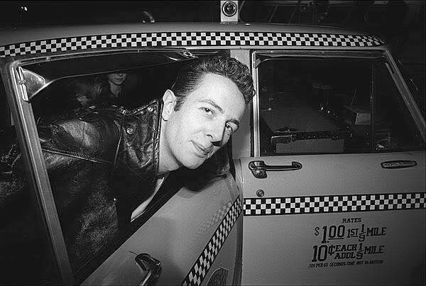 joe-strummer-taxi-new-york-NYC-cab