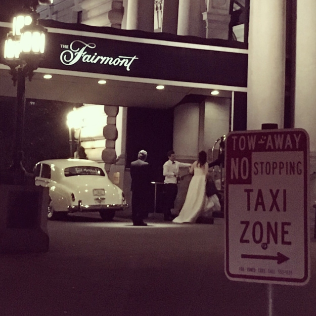 fairmont-hotel-san-francisco-wedding-rolls-royce