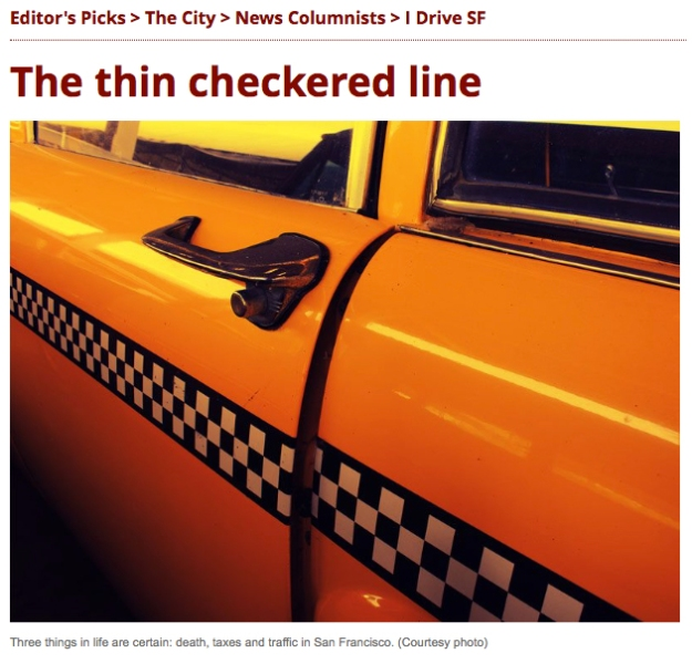 san-francisco-taxi-checkered-line
