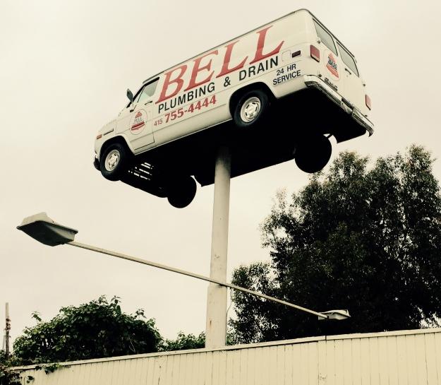bell-plumbing-van-potrero-hill