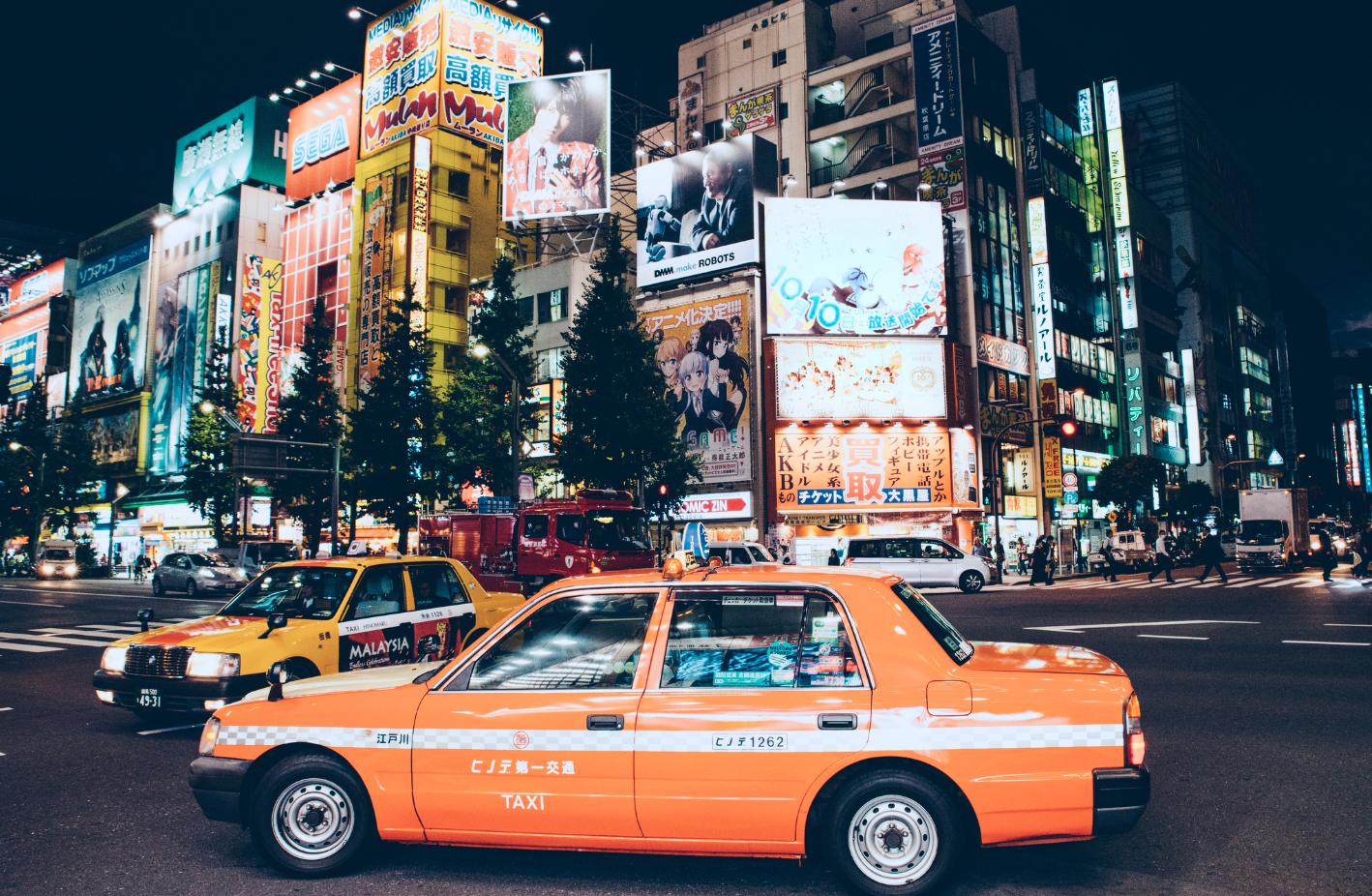 akihabara-taxi