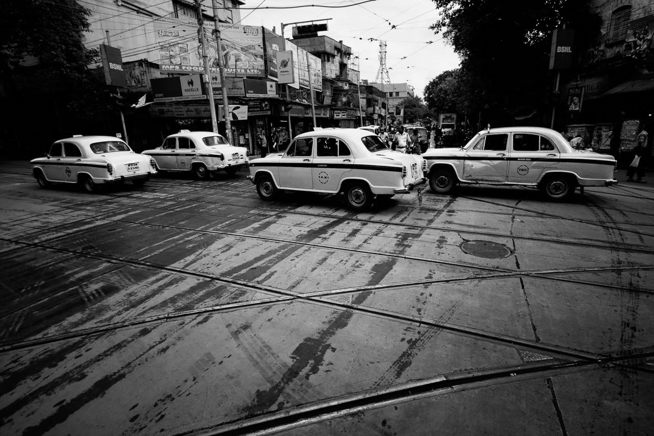 taxis-calcutta
