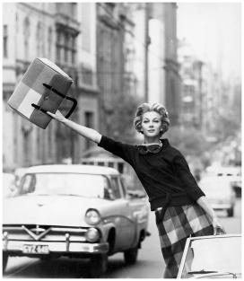 fashion photo by Helmut Newton, 1959