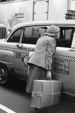 haggling over a fare?