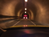Baker-Barry Tunnel - into the blur