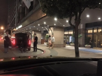 Hilton Union Square - hooker row