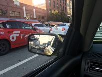 Townsend Street - Caltrain taxi stand