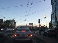 Market Street at dusk