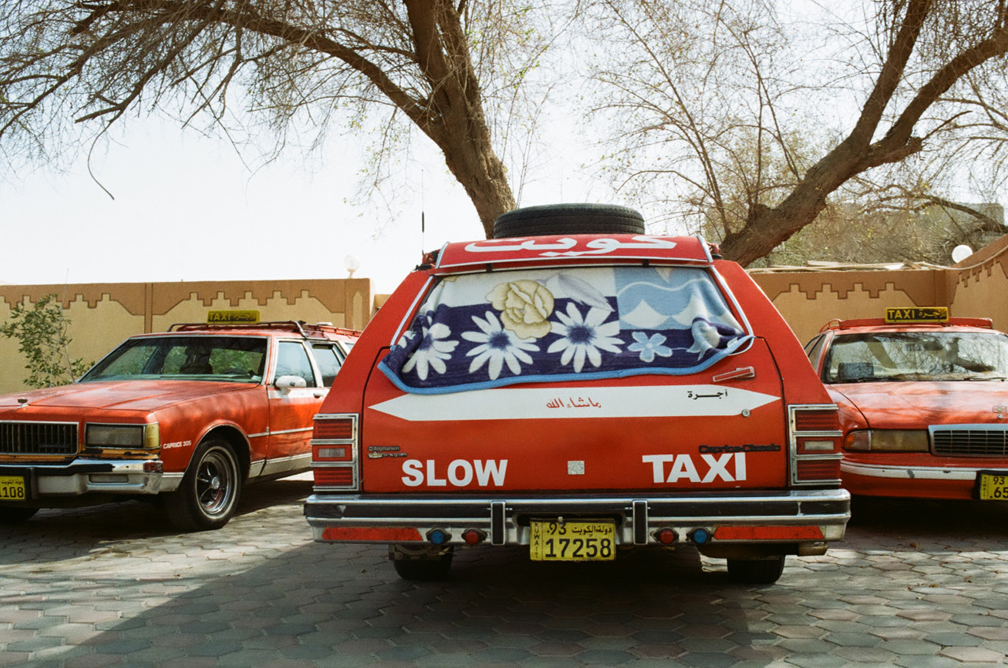 slow-taxi-kuwait-city-taxicab