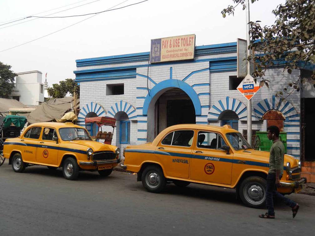 Calcutta-Taxis