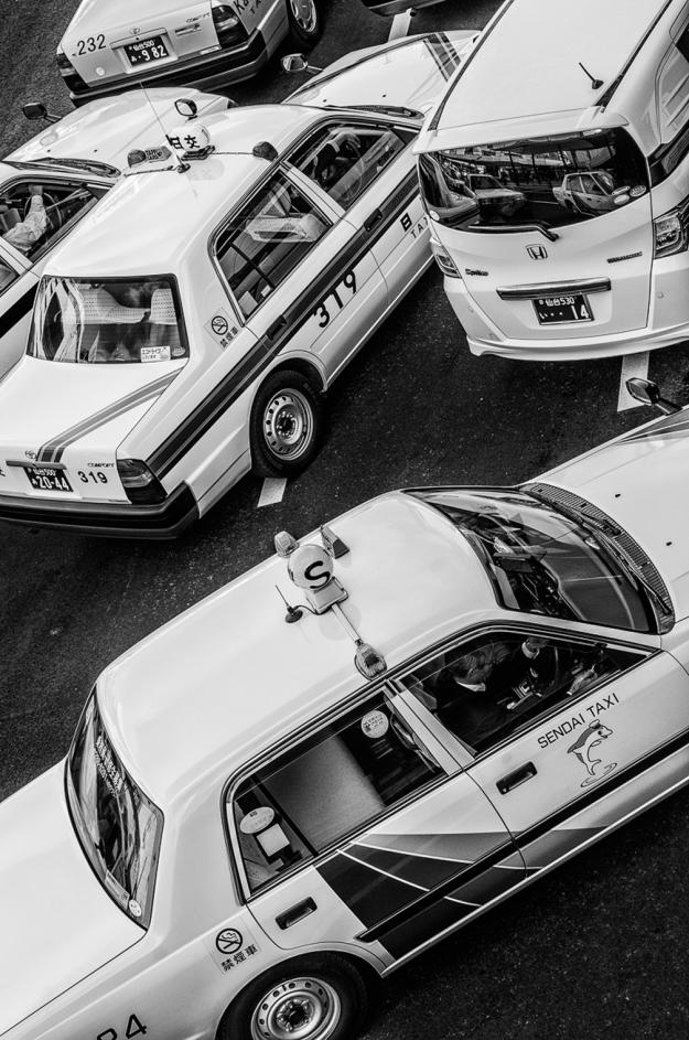 Sendai-Taxi-Japan