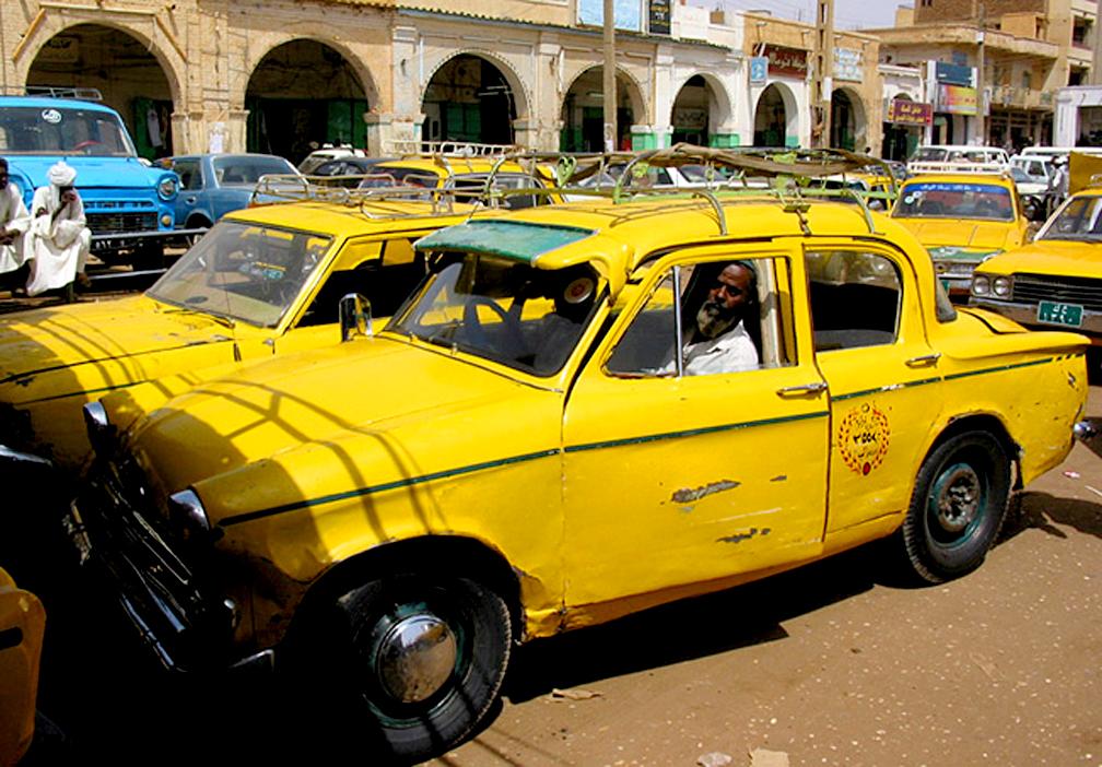 Sudan-Taxi