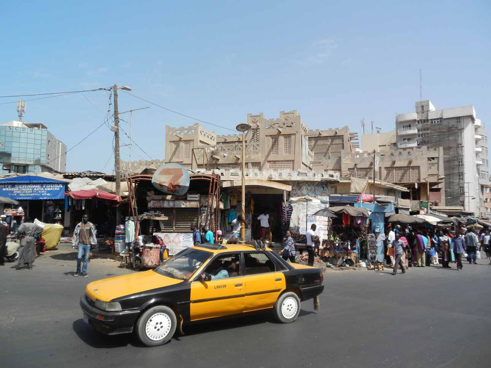 Taxi-Dakar