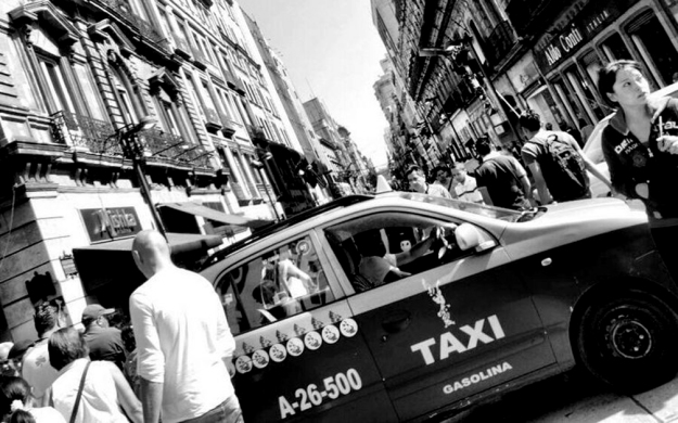 Taxi-Mexico