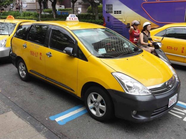 Taxi-Taiwan-Taipei