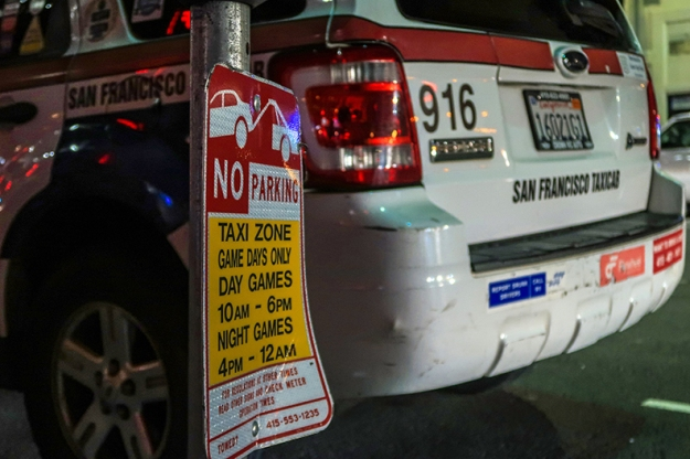 Taxi-Zone-Sign-Douglas-O'Connor-web