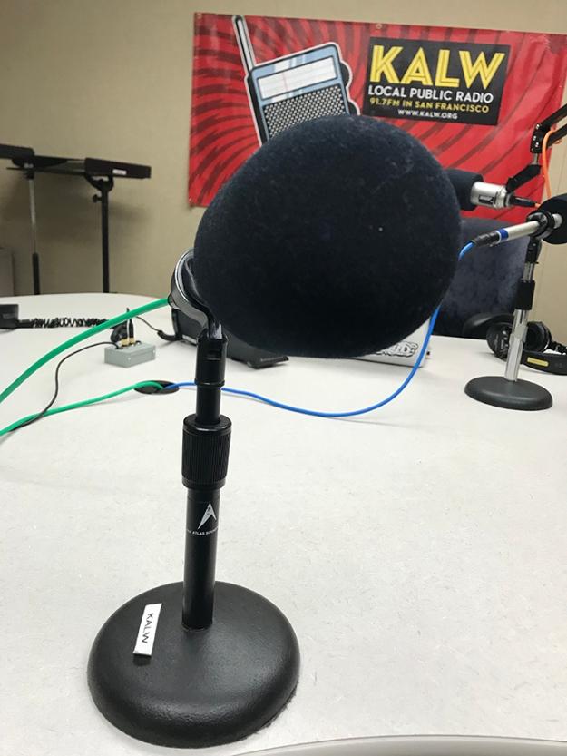 kalw-microphone