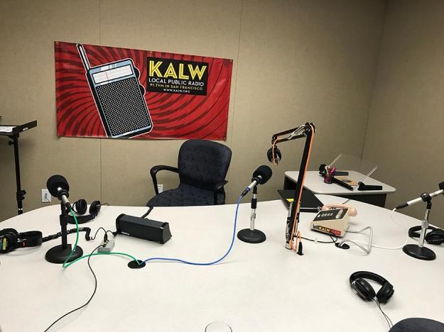 kalw-radio-studio