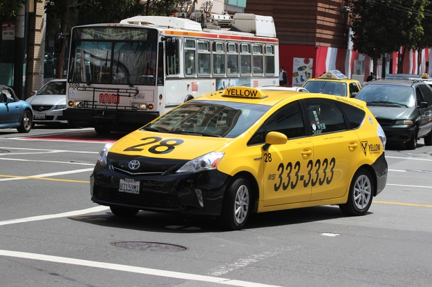 yellow-cab-intersection-douglas-oconnor